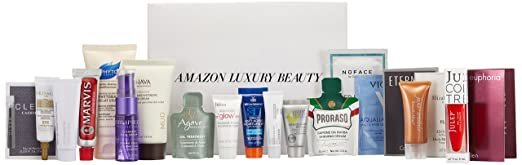 FREE Luxury Beauty Sample Box.