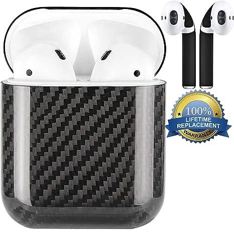 661d2cf557f Amazon.com: APSkins Real Carbon Fiber (Black) Hardshell Case ...