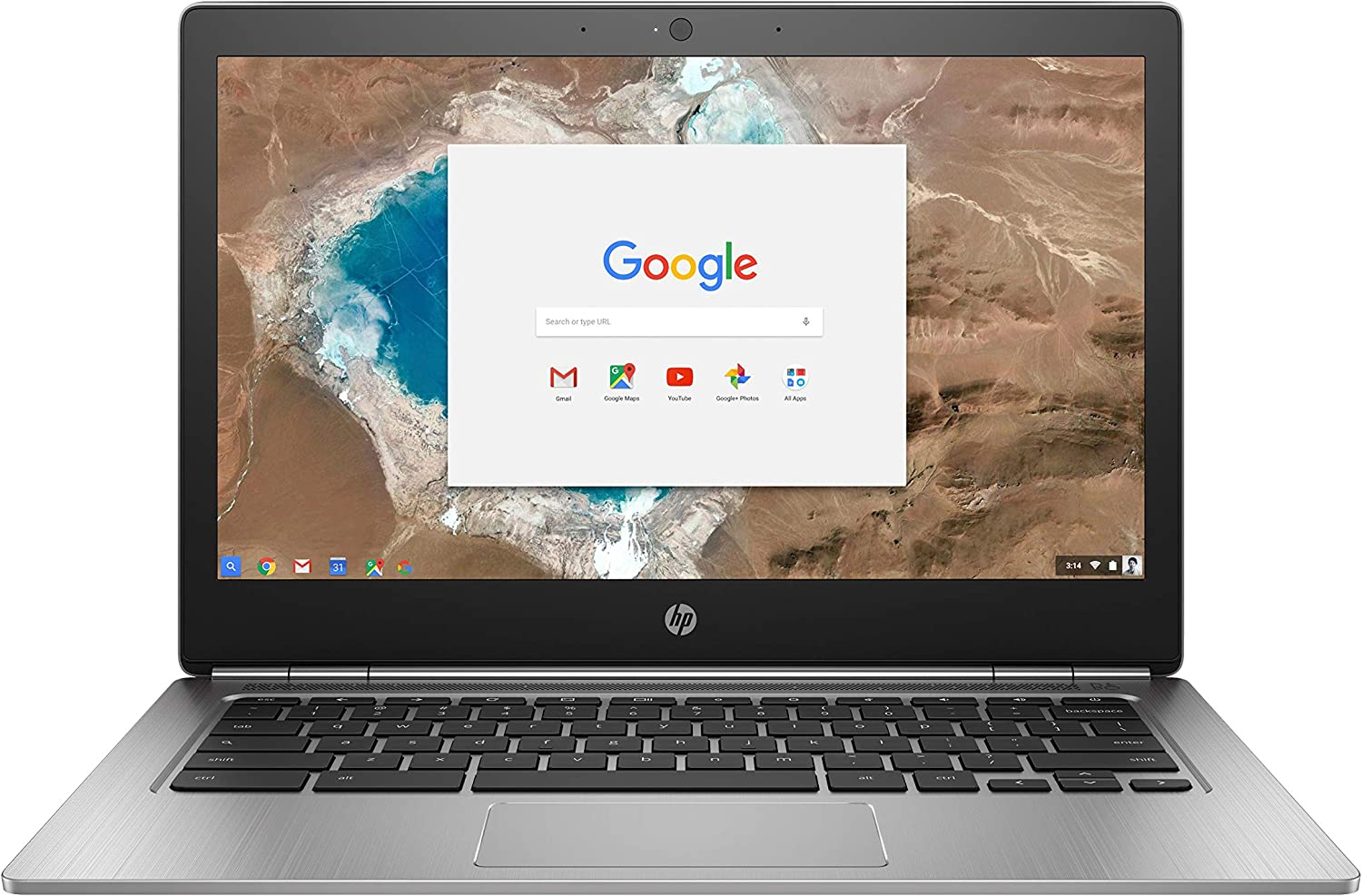HP Business W0T01UT Chromebook 13 G1 8G 32GB