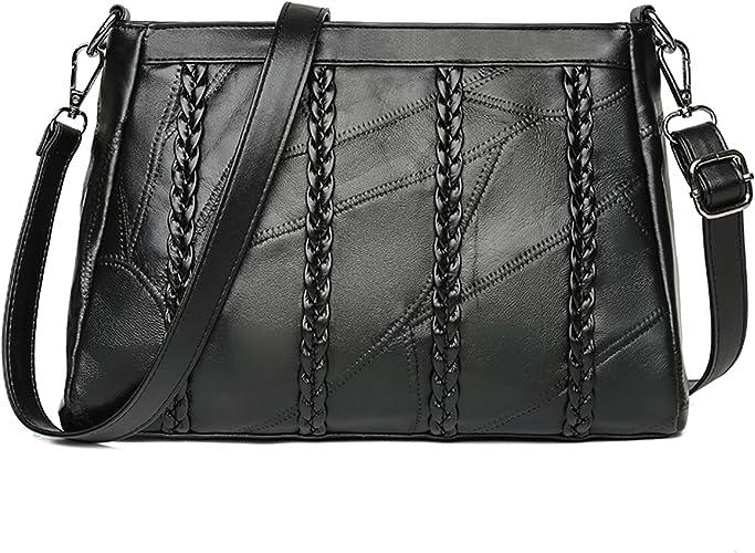 Girl Women Ladies Leather Handbag Shoulder Bag Tote Satchel Messenger Bag Purse