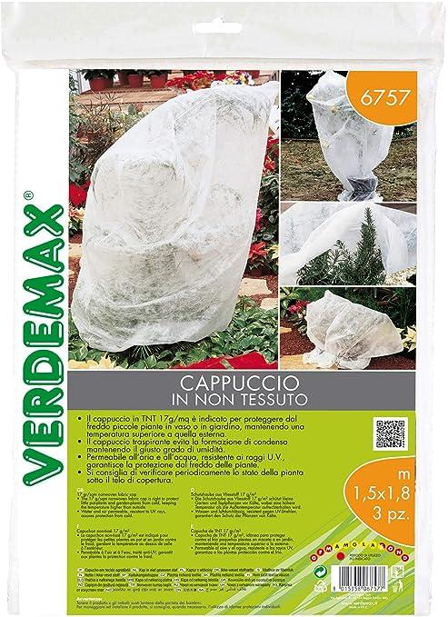 Protezione delle piante cappa pflanzenhut capp sole pflanzglocke Aiuto Crescita Pacco 12er