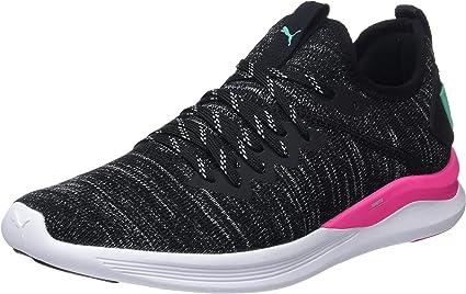 PUMA Ignite Flash Evoknit Damen Sneaker: Amazon.ca: Shoes