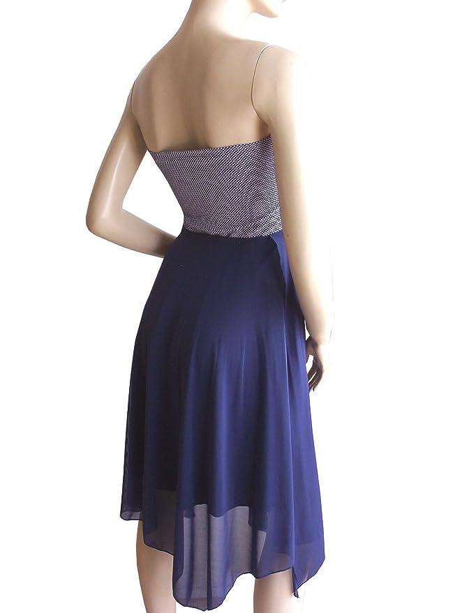 Lentiggini - Robe - Sans bretelle - Uni - Femme Jeu Pas Cher En Ligne Meilleur Gros Pas Cher En Ligne BI6fsyb