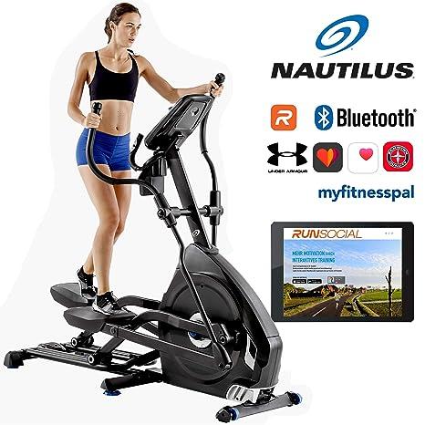 Bicicletta Ellittica Nautilus E626 Nero Amazonit Sport E Tempo Libero