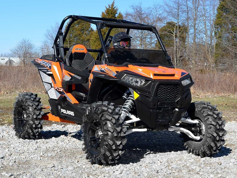 Super ATV Polaris RZR 900/1000 Tinted mitad parabrisas: Amazon.es: Coche y moto