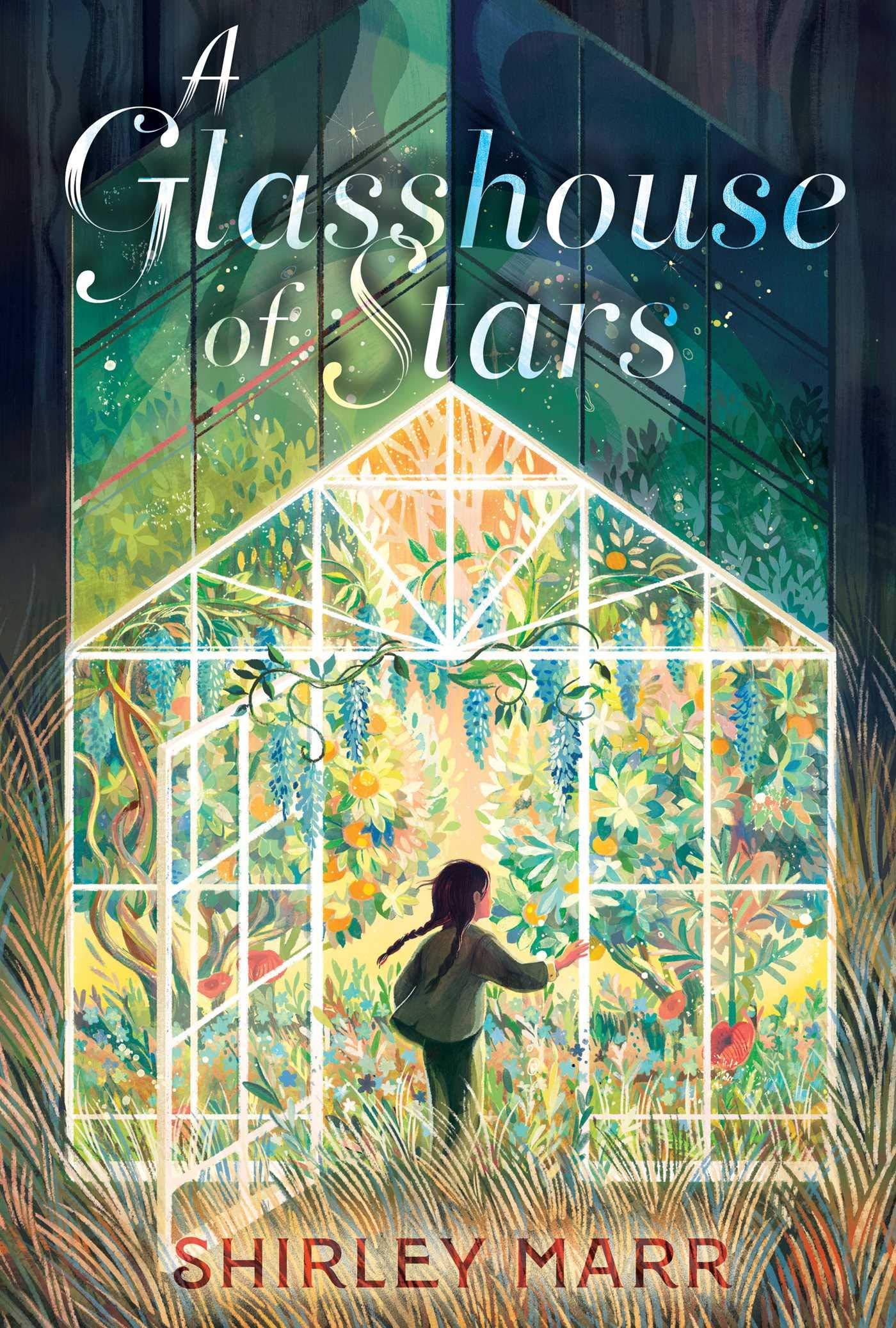 A Glasshouse of Stars: Marr, Shirley: 9781534488830: Amazon.com: Books