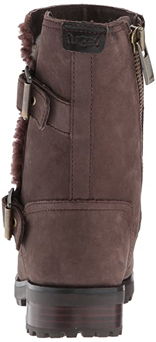 UGG - Niels - Stout - Ladies Boots (Water Resistant Leather): Amazon.co.uk:  Shoes & Bags