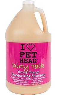 Pet Head hablar sucio Champú (3,79 L