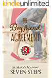 The Boyfriend Agreement: A Stand Alone YA Contemporary Romance (St. Mary's Academy Book 1)