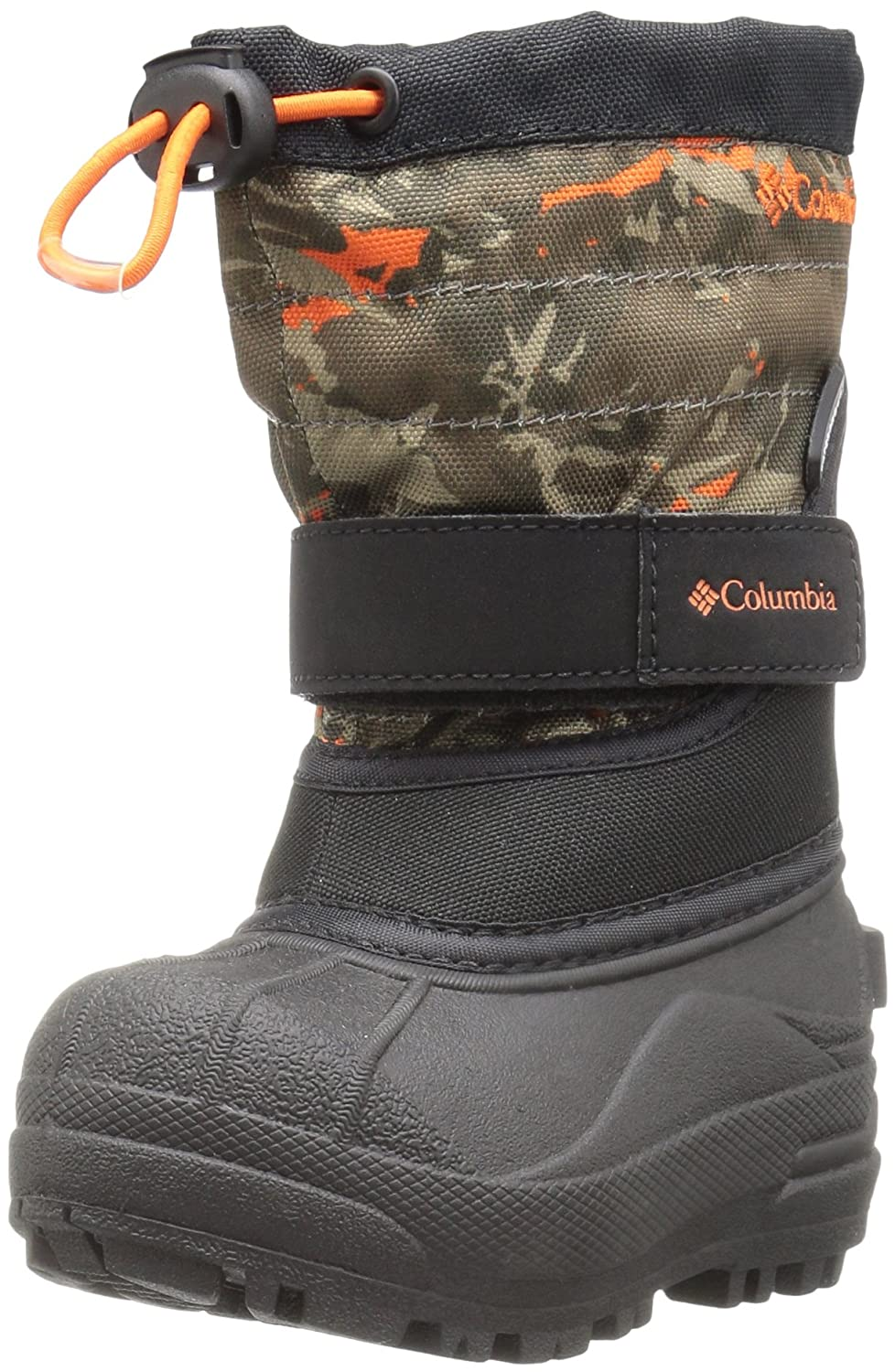 Columbia Kids' Toddler Powderbug Plus II Print Snow Boot 1637883