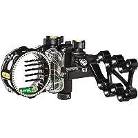 Ridg Trofeo E 5-Pin Vista de reacción, Derecha, Negro