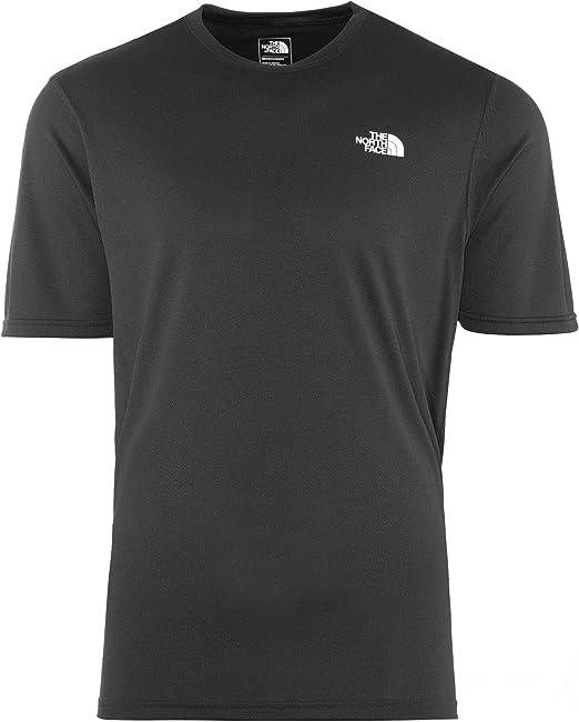 The North Face Hombres Flex II Camiseta De Manga Corta M Black: Amazon.es: Ropa y accesorios