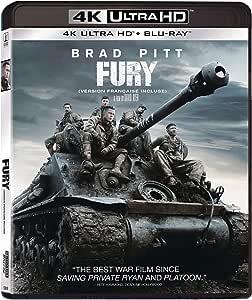 Fury - 4K UHD [Blu-ray] (Bilingual)