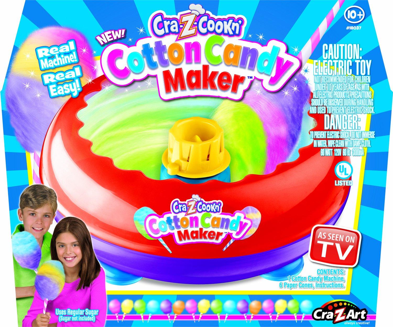 Cra-Z-Art Cotton Candy Maker Cra Z Art 18065-2