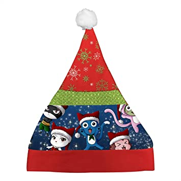 santa holiday hat happy christmas fairy tail christmas reindeer funny party hats