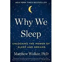 Why We Sleep: Unlocking the Power of Sleep and Dreams(封面随机)
