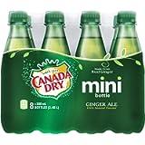 Canada Dry Ginger Ale 300 mL Bottles, 8 Pack