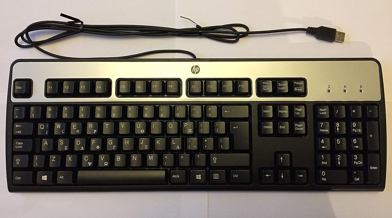 Hewlett Packard - Teclado de lenguaje HP