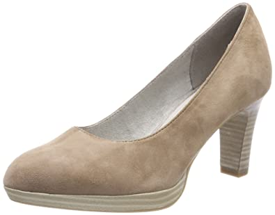 tamaris taupe shoes size UK 4