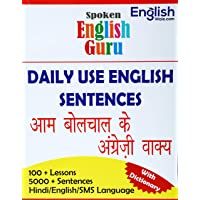 Spoken English Guru Daily Use English Sentences