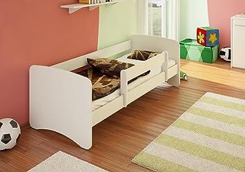 Jugendbett design  Best For Kids Kinderbett Jugendbett 90x180 mit Rausfallschutz 44 ...