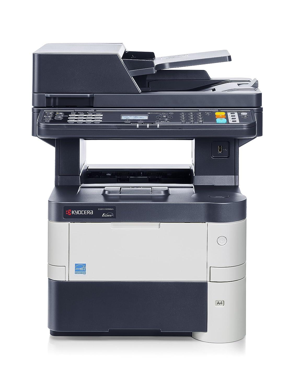 Kyocera Ecosys M3040DN Multifunzione Laser Bianco e Nero, Funzione Stampa, Funzione Copia, Funzione Fax 4105150 scansione