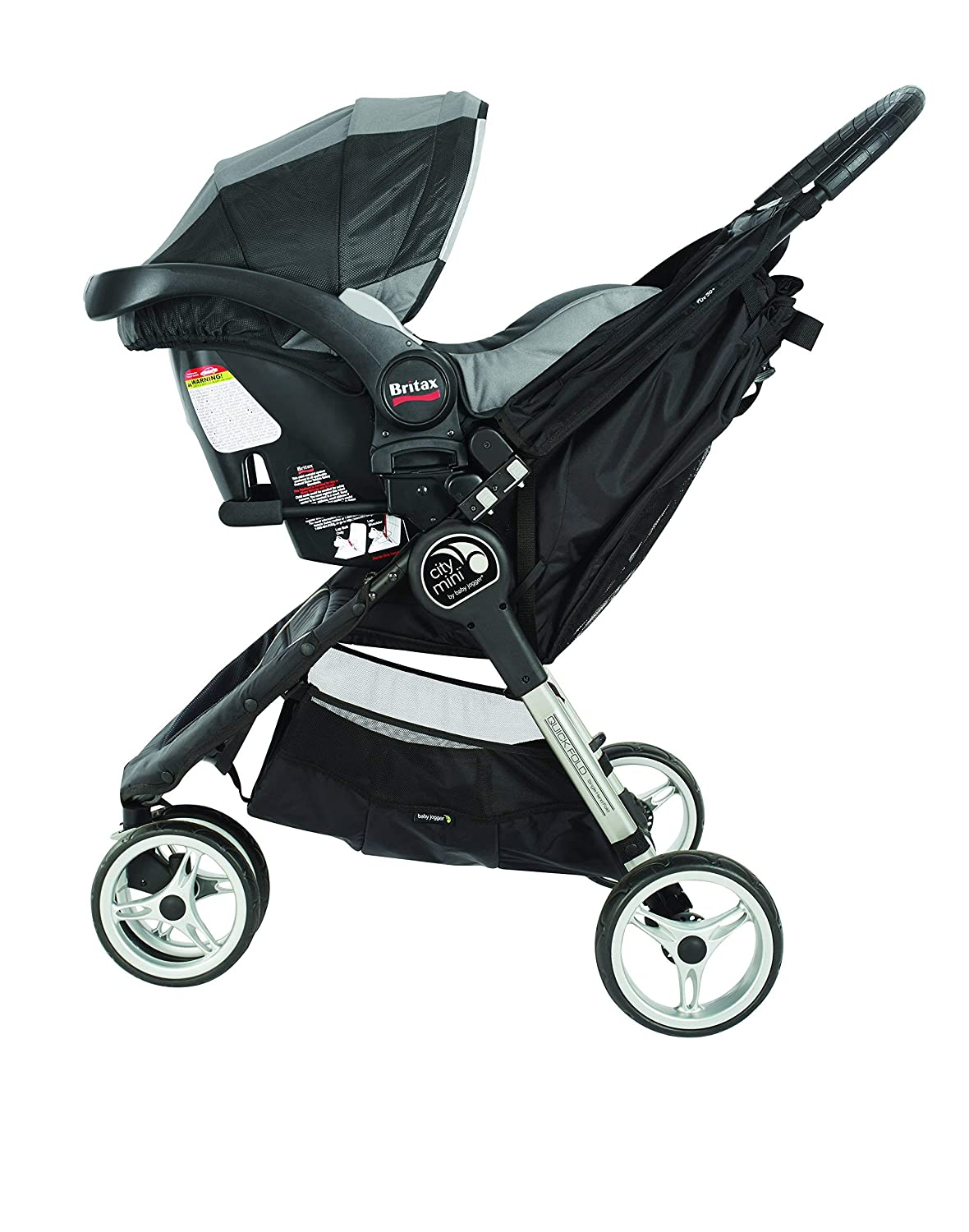 Baby Jogger Adaptateur SINGLE-Compact Pram