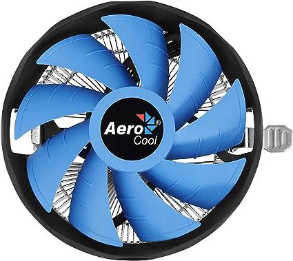 Aerocool VERKHO PLUS, disipador de PC, ventilador 12cm, compatible ...