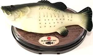 Big Mouth Billy Bass The Singing Sensation Fish