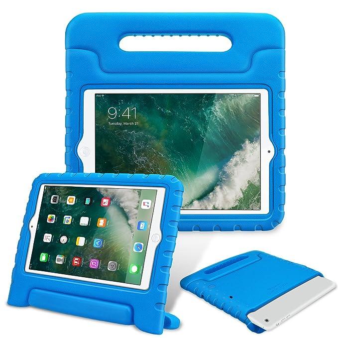 Amazon.com: Fintie iPad mini 1/2/3 Kiddie – Carcasa, Azul ...
