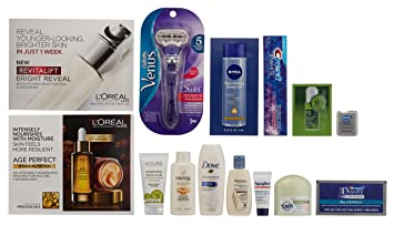 Amazon.com : Beauty Sample Box ($11.99 credit with purchase of ...