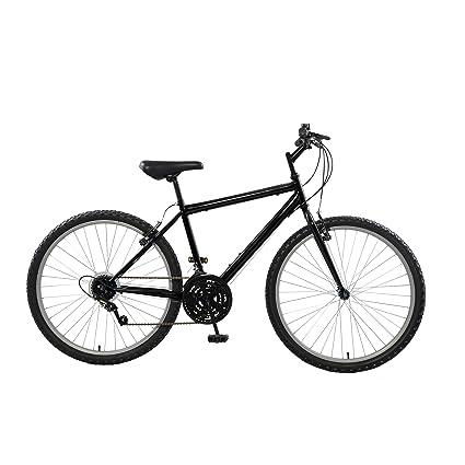d72b48c7b9c Cycle Force Rigid Mountain Bike, 26 inch Wheels, 18 inch Frame, Men's Bike,  Black, Blue, Red, White