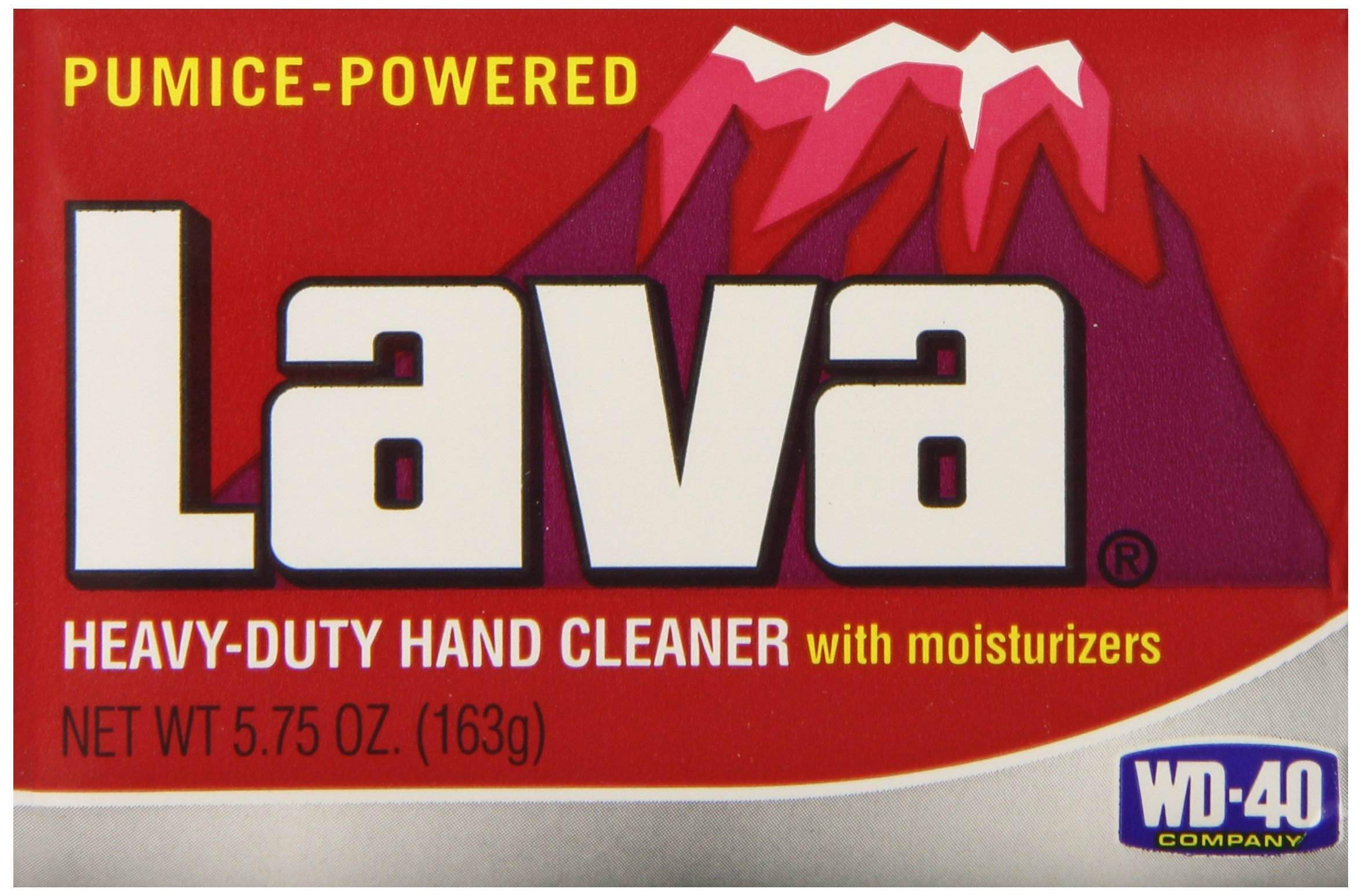 Lava Heavy Duty Hand Cleaner with moisturizers, 5.75 oz, Pack of 3 by Lava