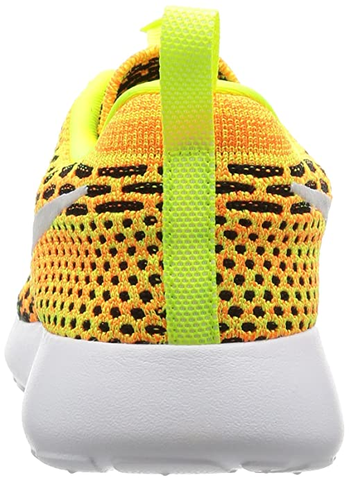 Nike 704927-702, Scarpe da Trail Running Donna, Giallo (Volt/White Total Orange Black), 36 EU