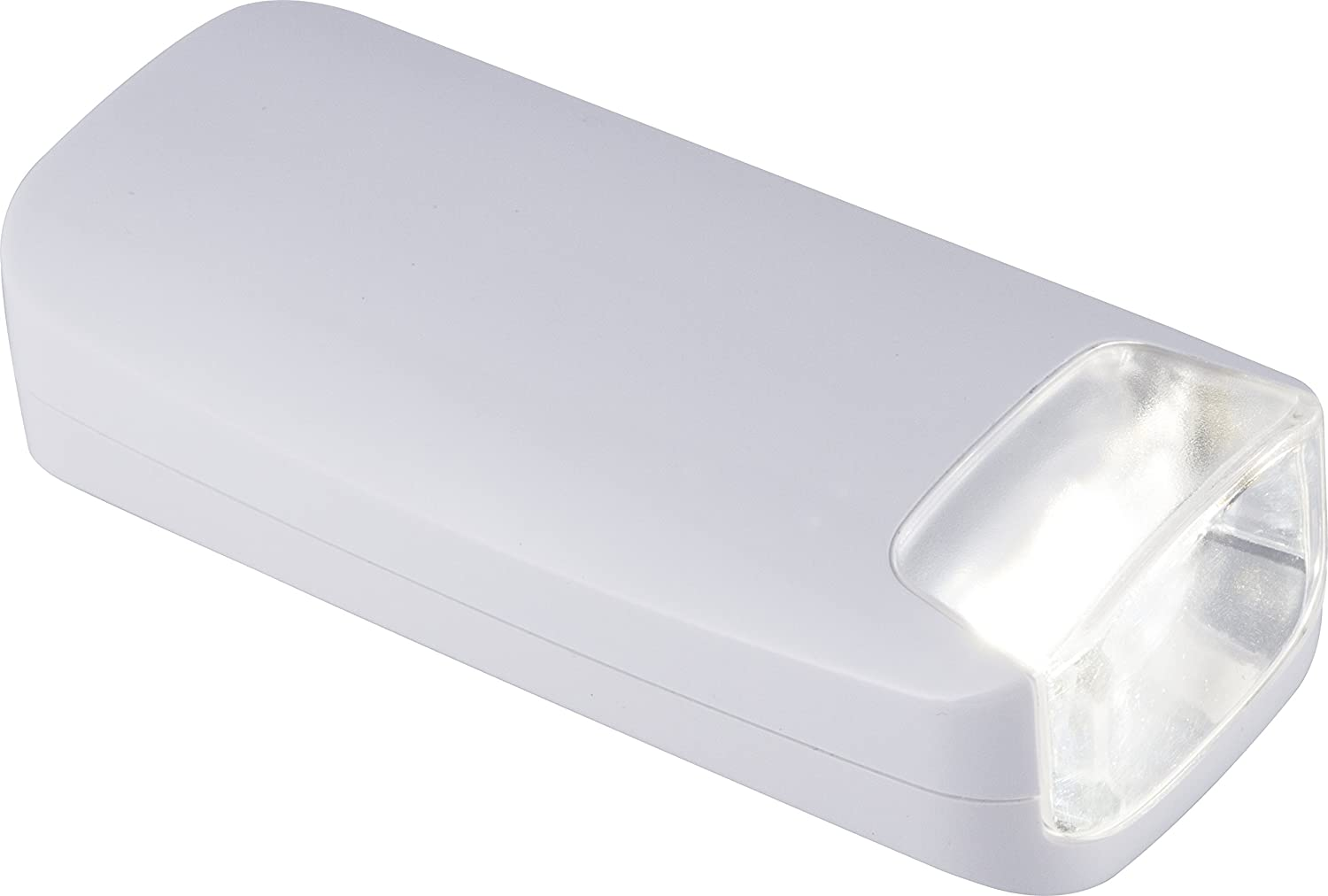 GE 37373 Power Failure Night Light, LED, Foldable Plug-In, Light Sensing, Auto On/Off, 40 Lumens, Emergency Flashlight, Tabletop Light, Ideal for Bedroom, Bathroom, Hallway, Stairs, Pantry and more