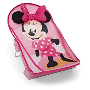 Delta Children Baby Bather, Disney Minnie Mouse
