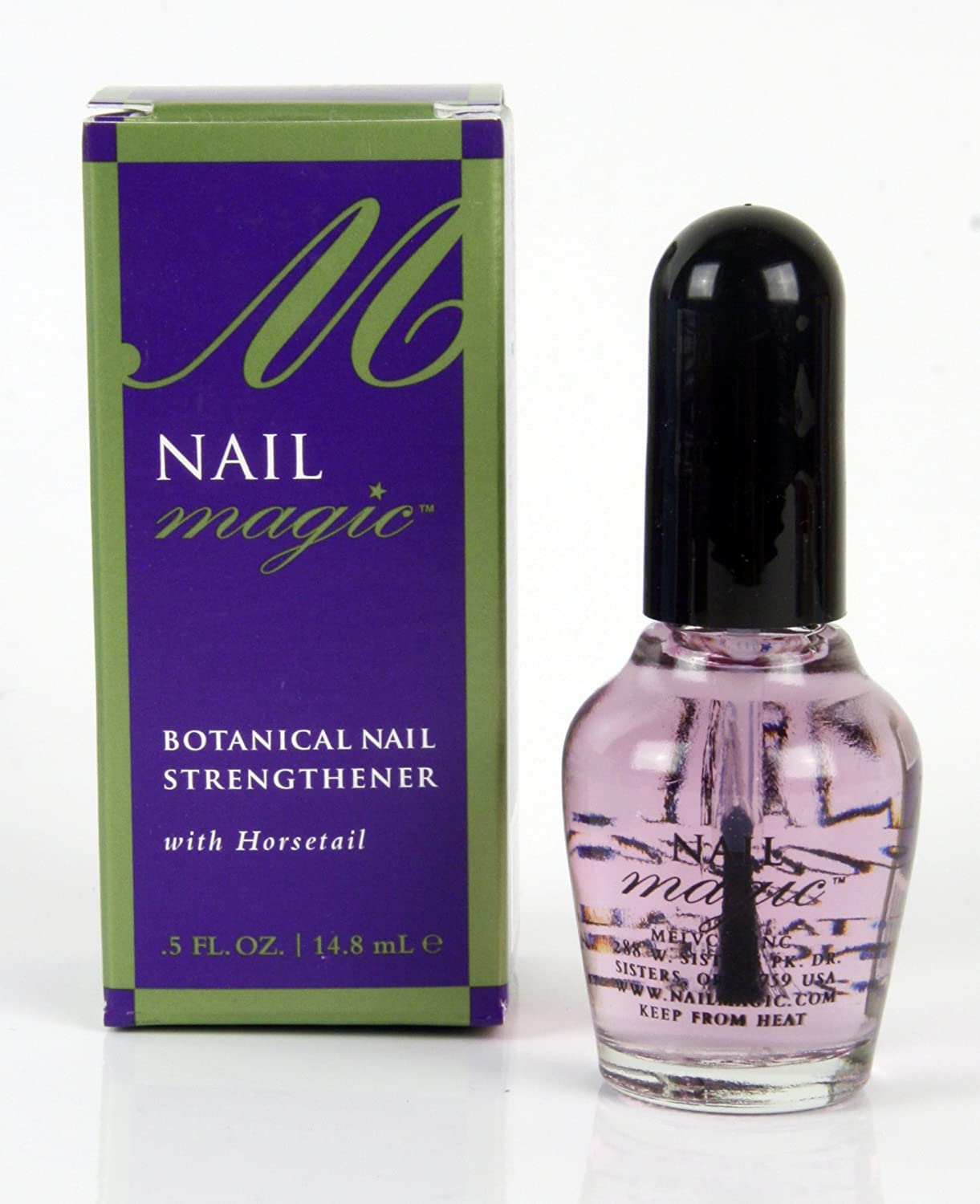 Nail Magic Botanical Nail Strengthener with Horsetail