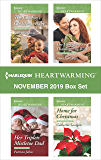 Harlequin Heartwarming November 2019 Box Set: A Clean Romance