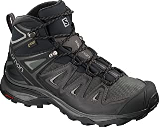 Salomon X Ultra 3 Mid GTX, Stivali da Escursionismo Alti Donna L40475500