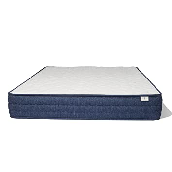 brentwood home avalon wrapped innerspring mattress made in california twin - Brentwood Mattress
