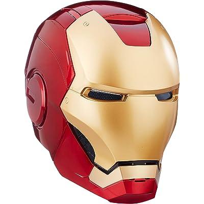 Marvel Legends Iron Man Electronic Helmet: Toys & Games