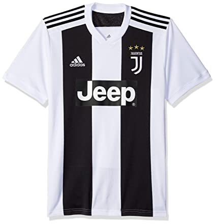 3e1349de1 Amazon.com   adidas Soccer Juventus FC Home Jersey   Sports   Outdoors