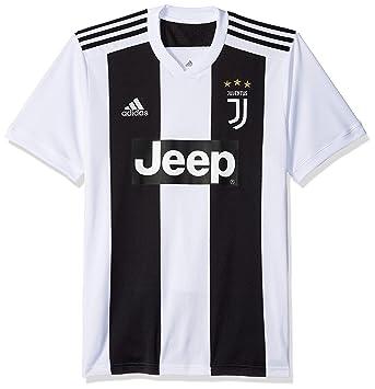 adidas Juventus FC - Camiseta de fútbol - F1806CHJT031, S, Negro: Amazon.es: Deportes y aire libre