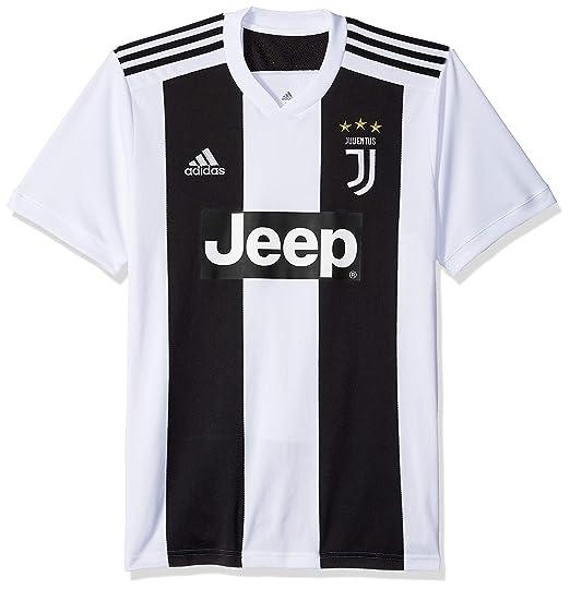 533b0ea7365 Amazon.com : adidas Soccer Juventus FC Home Jersey : Clothing