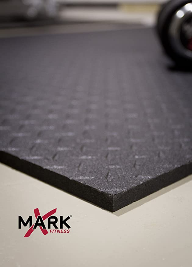 Amazon Xmark Fitness Xmat Ultra Thick Equipment Mat Exercise