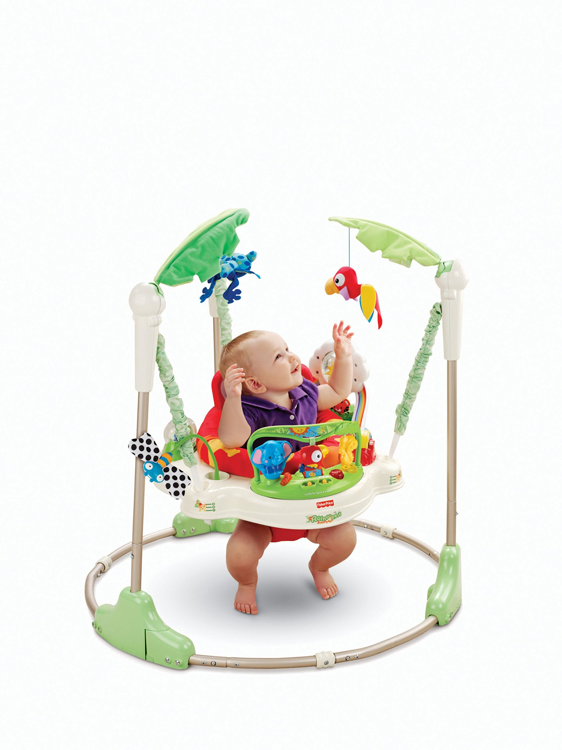 Fisher-Price Rainforest Jumperoo by Fisher-Price (Image #2)