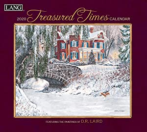 Lang Treasured Times 2020 Wall Calendar (20991001882)