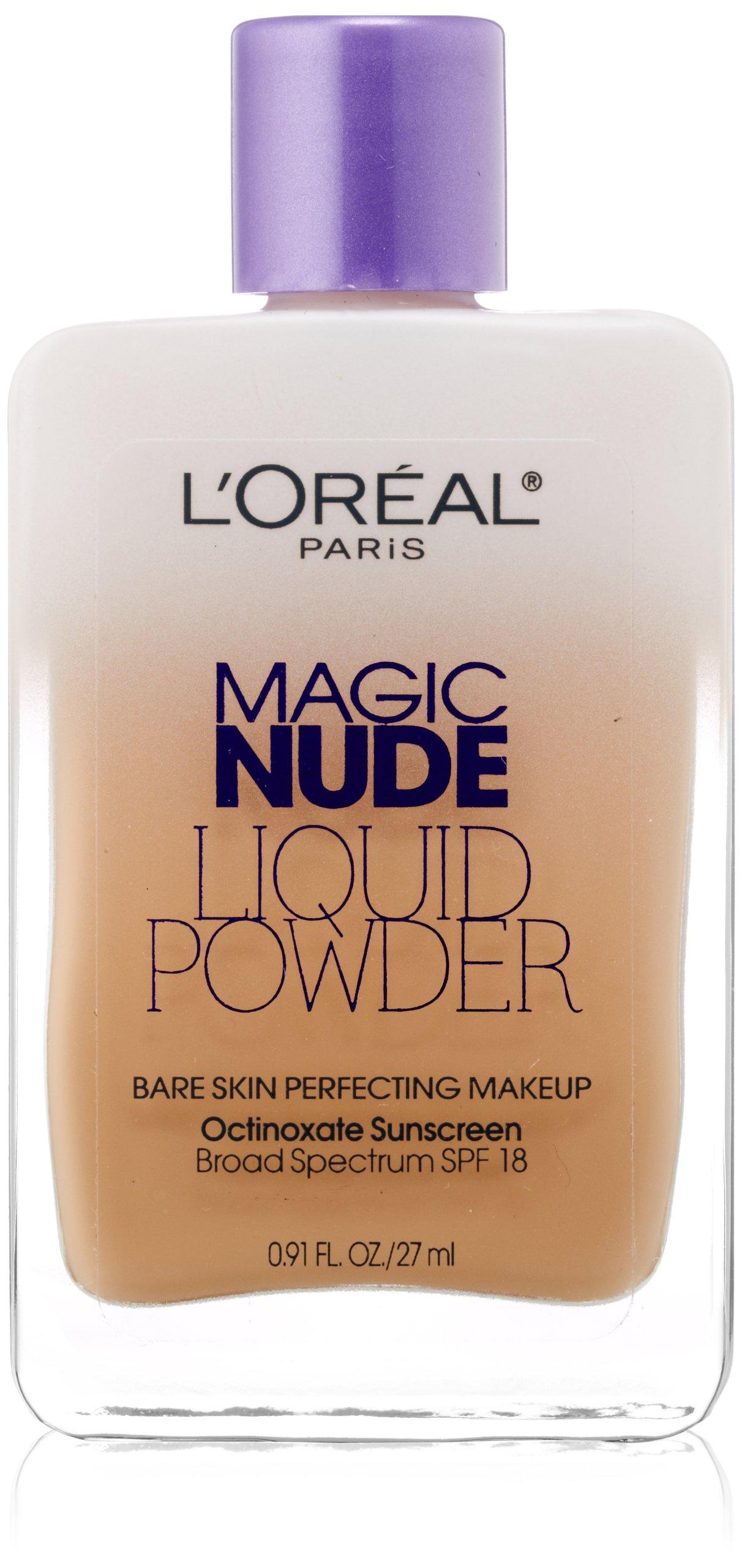 Loreal buff naked
