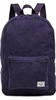 Herschel Supply Co. Womens Packable Daypack Backpack, Purple Velvet, One Size