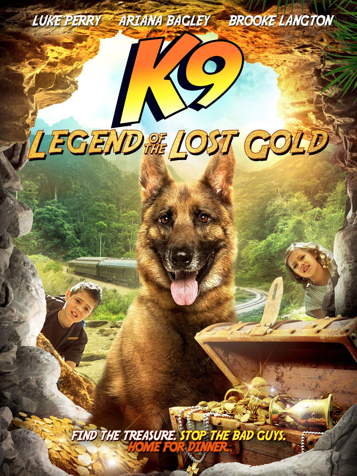 K9 Legend of the Lost Gold on Amazon Prime Video UK